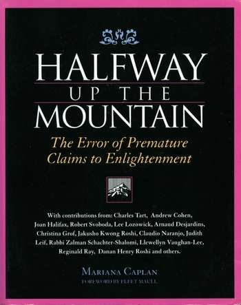 Mariana Caplan - Halfway up the Mountain