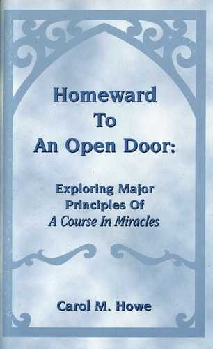 Carol M. Howe - Homeward to an Open Door