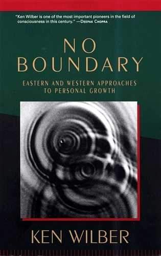 Ken Wilber - No Boundary