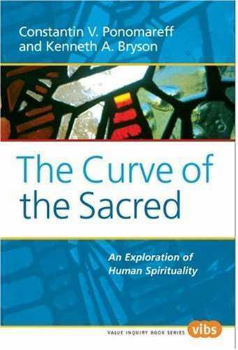 Constantin Ponomareff - The Curve of the Sacred