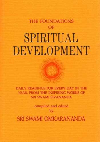 Swami Omkarananda - The Foundations of Spiritual Development