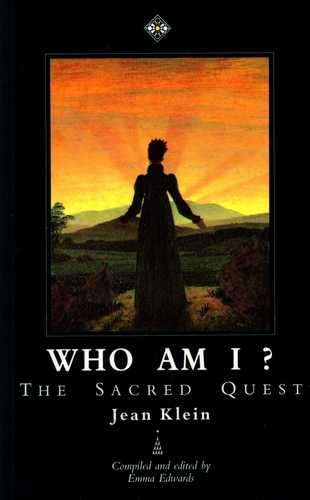 Jean Klein - Who Am I? - The Sacred Quest