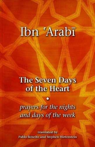 Ibn 'Arabi - The Seven Days of the Heart