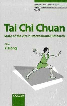 Y. Hong - Tai Chi Chuan - State of the Art in International Rese