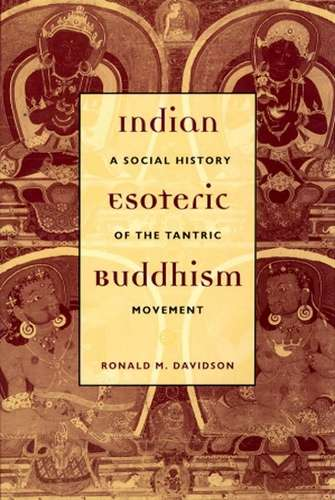 R. Davidson - Indian Esoteric Buddhism
