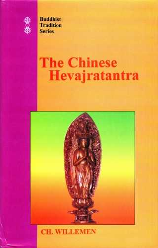 Ch. Willemen - The Chinese Hevajratantra