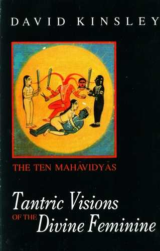 David Kinsley - The Ten Mahavidyas