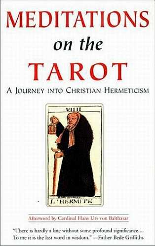H. von Balthazar - Meditations on the Tarot