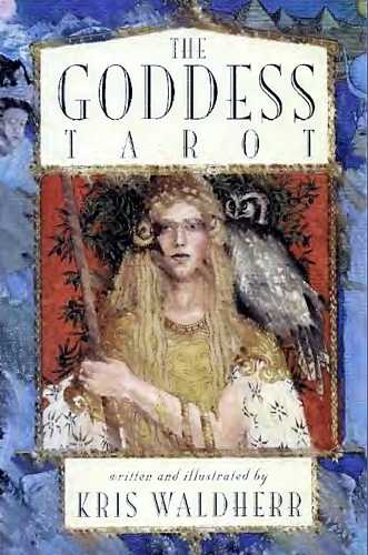 Kris Waldherr - The Goddess Tarot