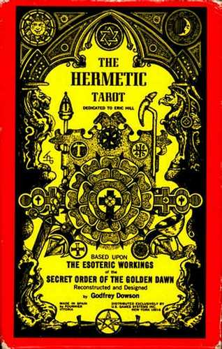 Godfrey Dowson - The Hermetic Tarot