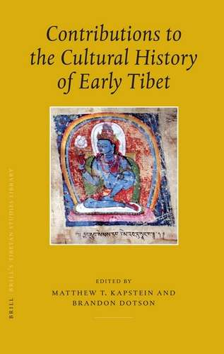Matthew Kapstein - The Cultural History of Early Tibet