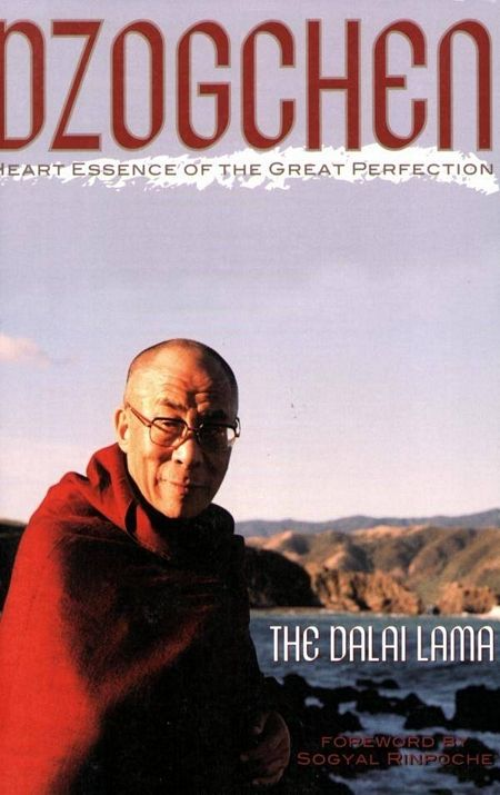 Dalai Lama - Dzogchen - Heart Essence of the Great Perfection