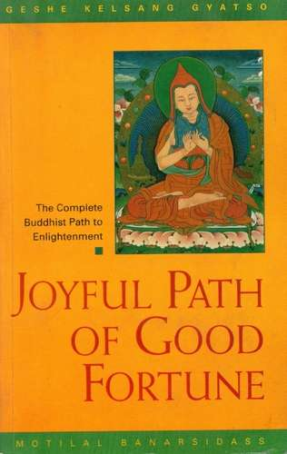 Geshe Kelsang Gyatso - Joyful Path of Good Fortune