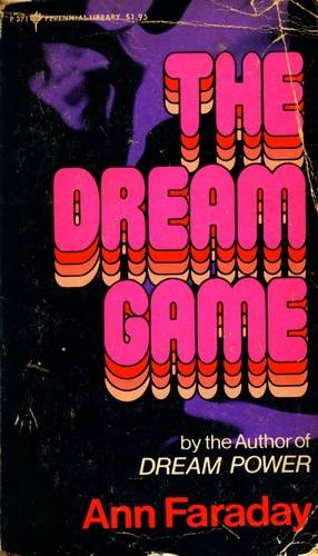 Ann Faraday - The Dream Game