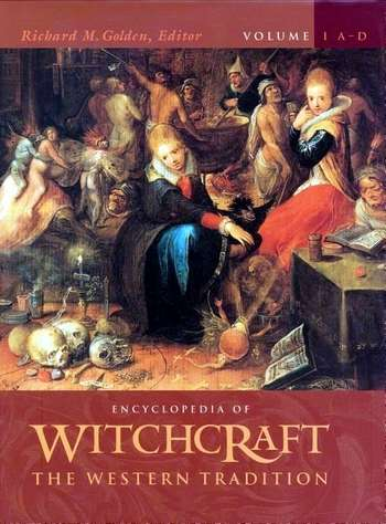 Richard Golden - Encyclopedia of Witchcraft