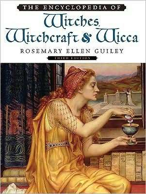 R. Guiley - The Encyclopedia of Witches, Witchcraft & Wicca