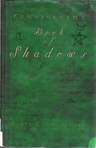 Scott Cunningham - Book of Shadows