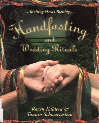 Raven Kaldera - Handfasting and Wedding Rituals
