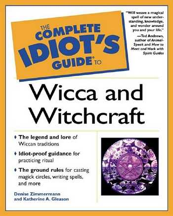 Denise Zimmermann - Wicca and Witchcraft