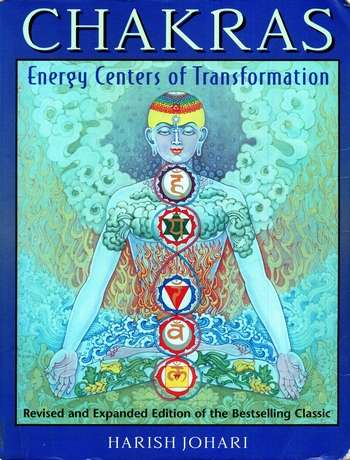 Harish Johari - Chakras - Energy Centres of Transformation