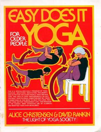 A. Christensen - Easy Does It - Yoga for Older People