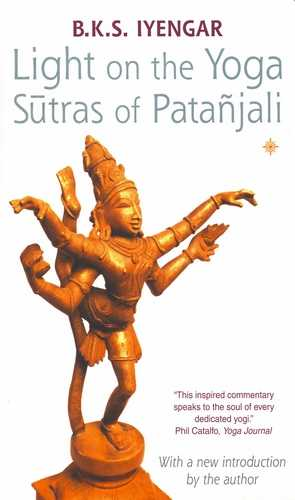 B.K.S. Iyengar - Light on the Yoga Sutras of Patanjali