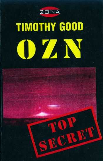 Timothy Good - OZN - Top secret