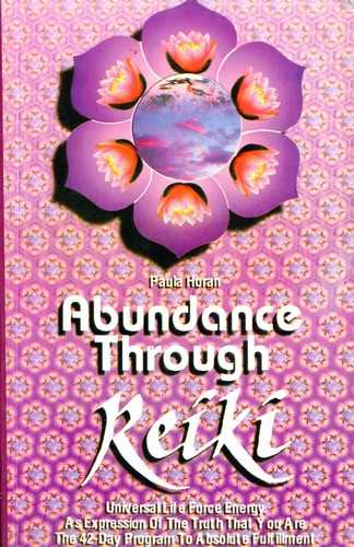 Paul Horan - Abundance Through Reiki